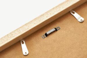 Rahmenaufhängung Massivholzrahmen für Fine Art Print