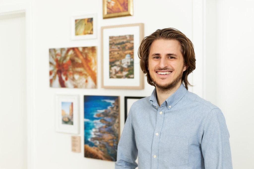 Ihr Kontakt zu Fotograf und Gründer Stephan Böhm