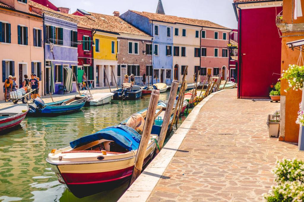 Burano aus der Edition Romantisches Venedig